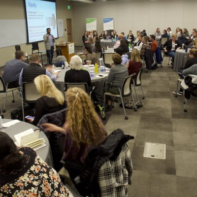 Advancing Diversity, Equity, and Inclusion