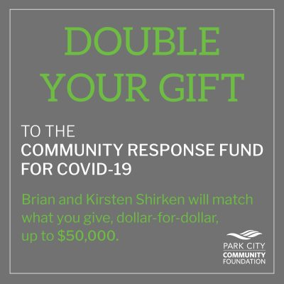 $50,000 Challenge Grant to Double Your Gifts